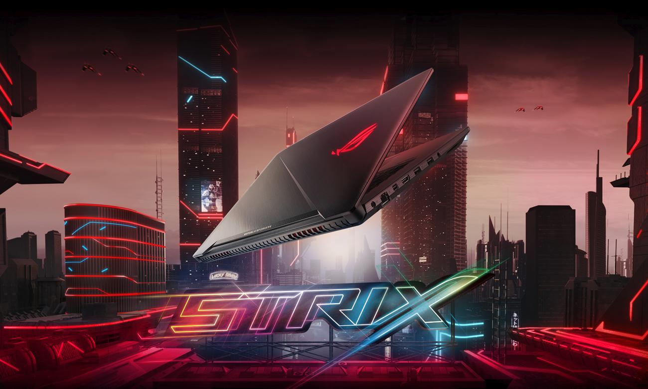 ASUS ROG Strix GL703GE
