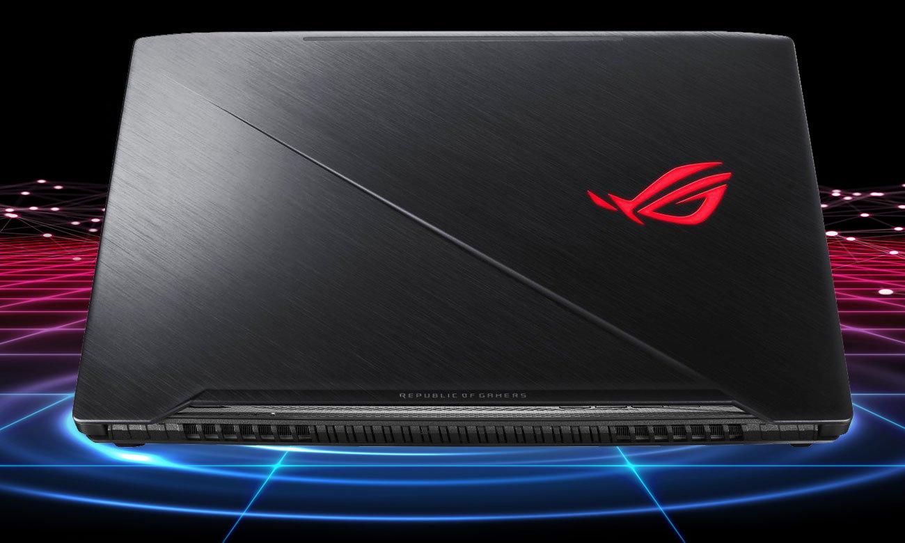 ASUS ROG Strix GL703VM Szybsze Wi-Fi o większym zasięgu