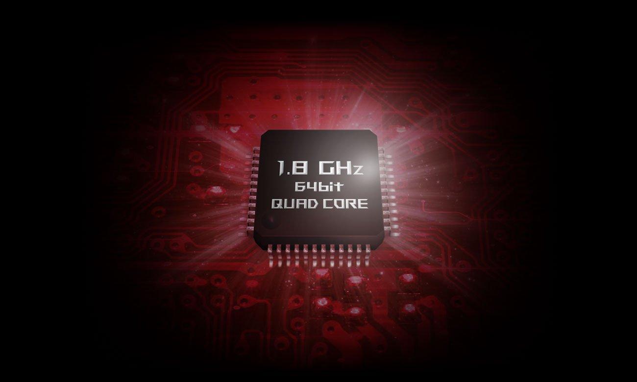 ASUS ROG GT-AC5300 Cztery rdzenie 1,8 GHz