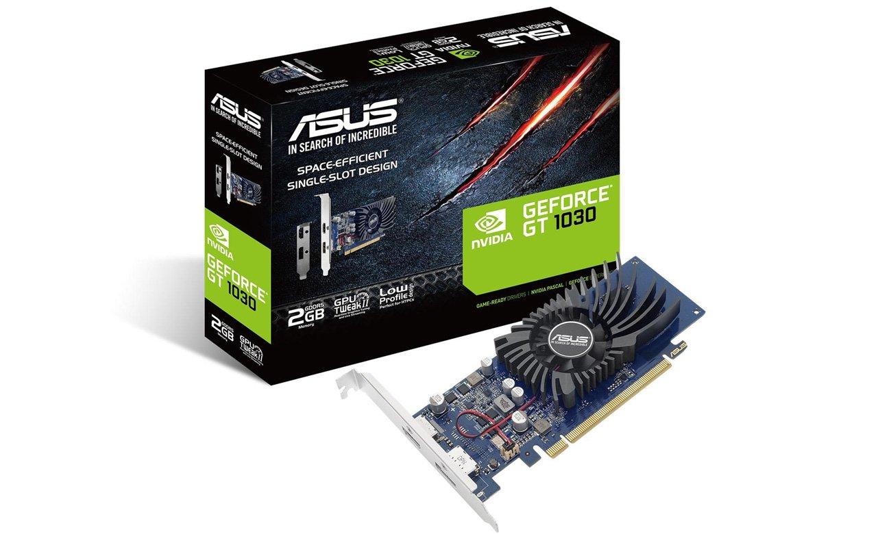 ASUS GeForce GT 1030 2 GB GDDR5