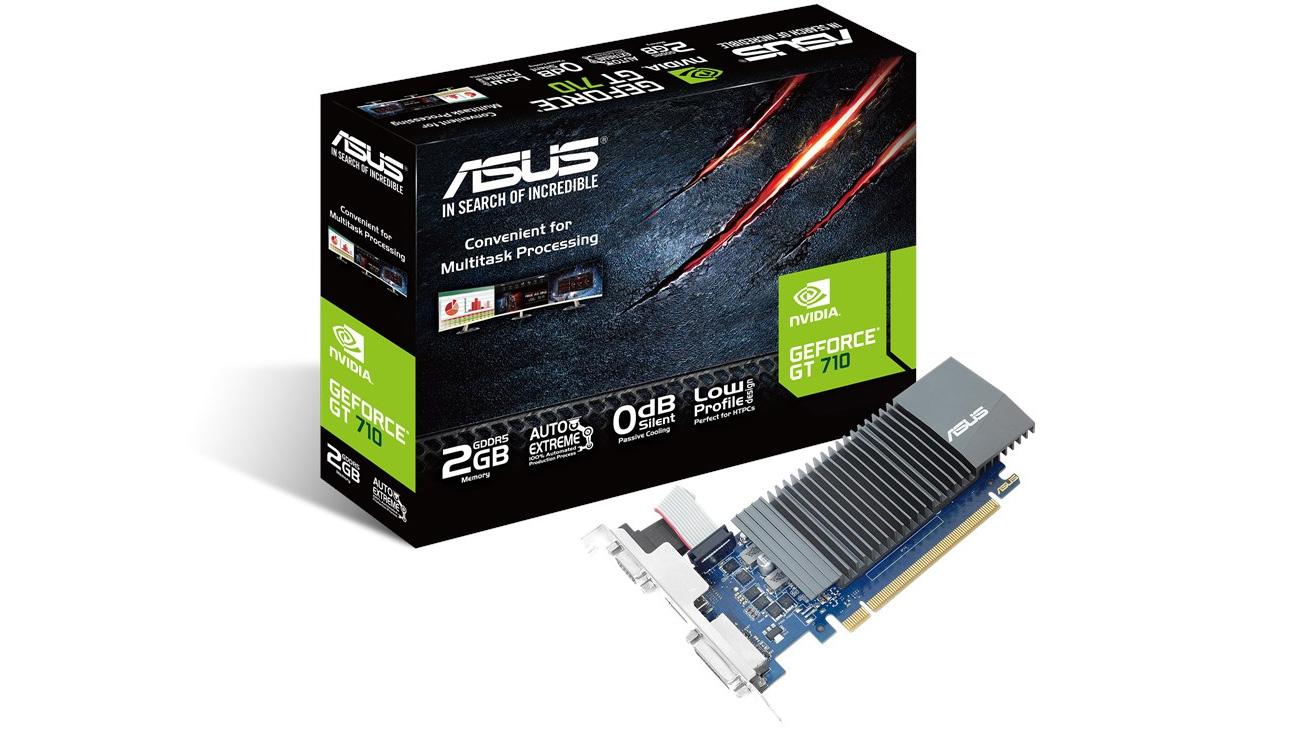 ASUS GeForce GT 710 Silent