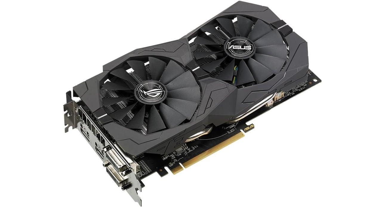 ASUS Radeon RX 570 Strix OC Auto Extreme