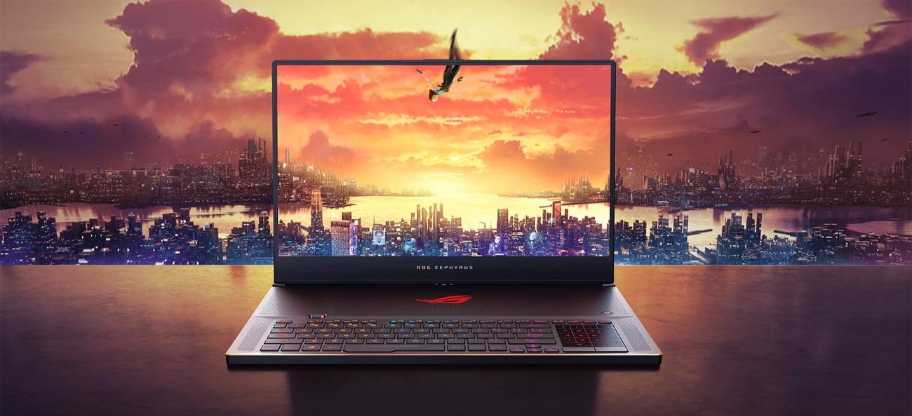ASUS ROG Zephyrus S laptop gamingowy