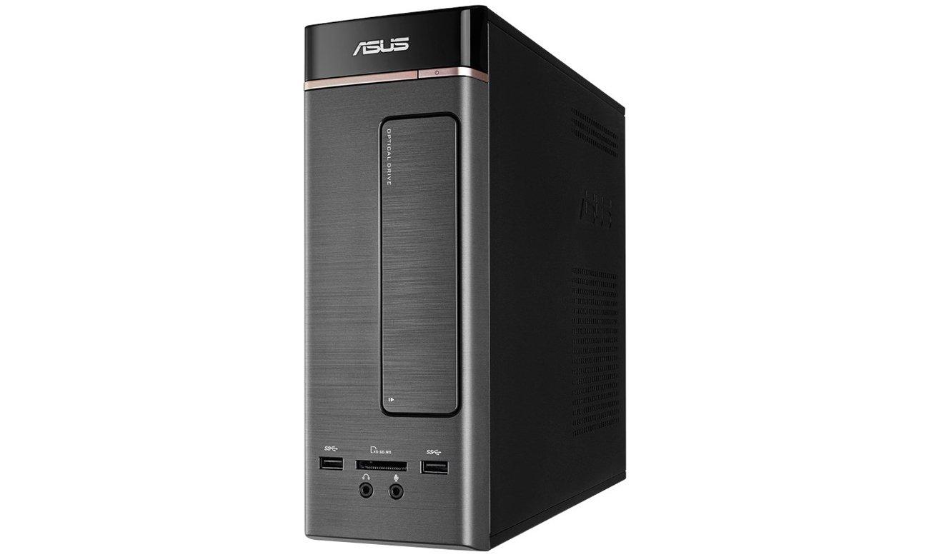 ASUS K20CE-PL010T procesor intel pentium