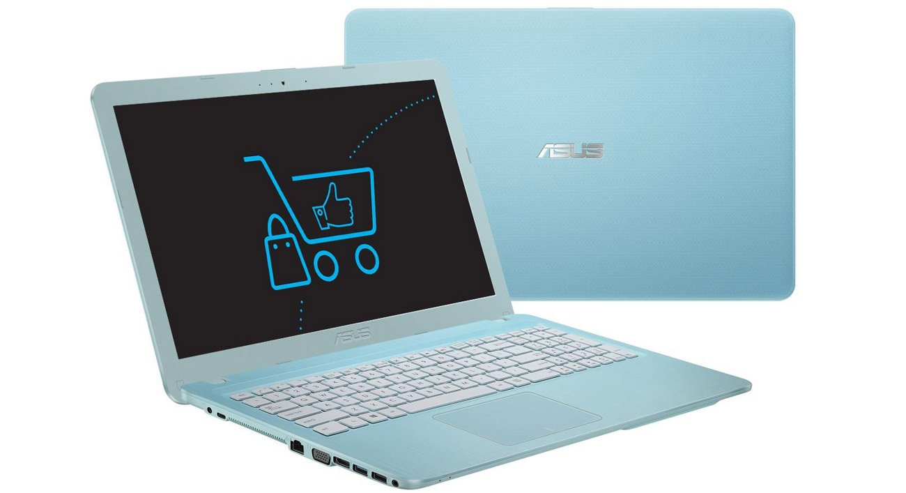 Laptop ASUS R540LJ z procesorem Intel Core