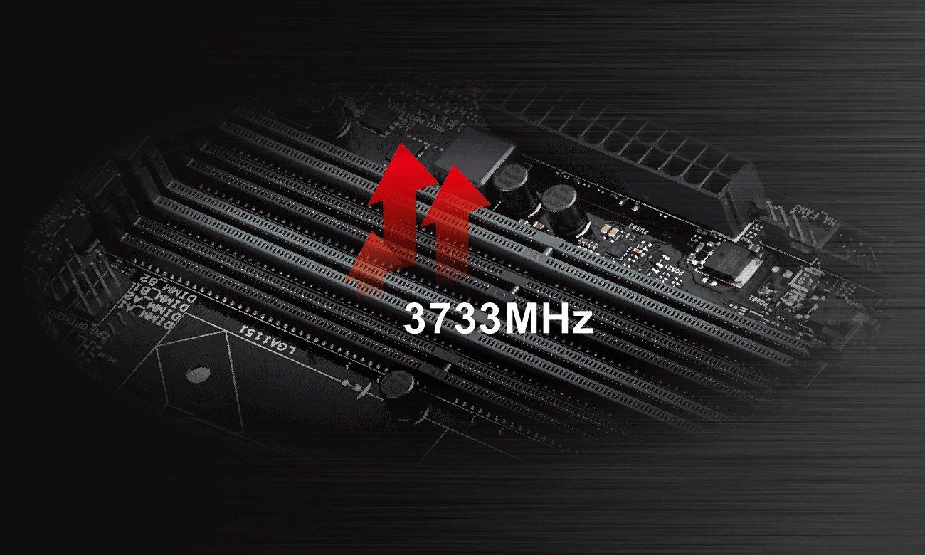 ASUS MAXIMUS VIII HERO Wydajność RAM DDR4