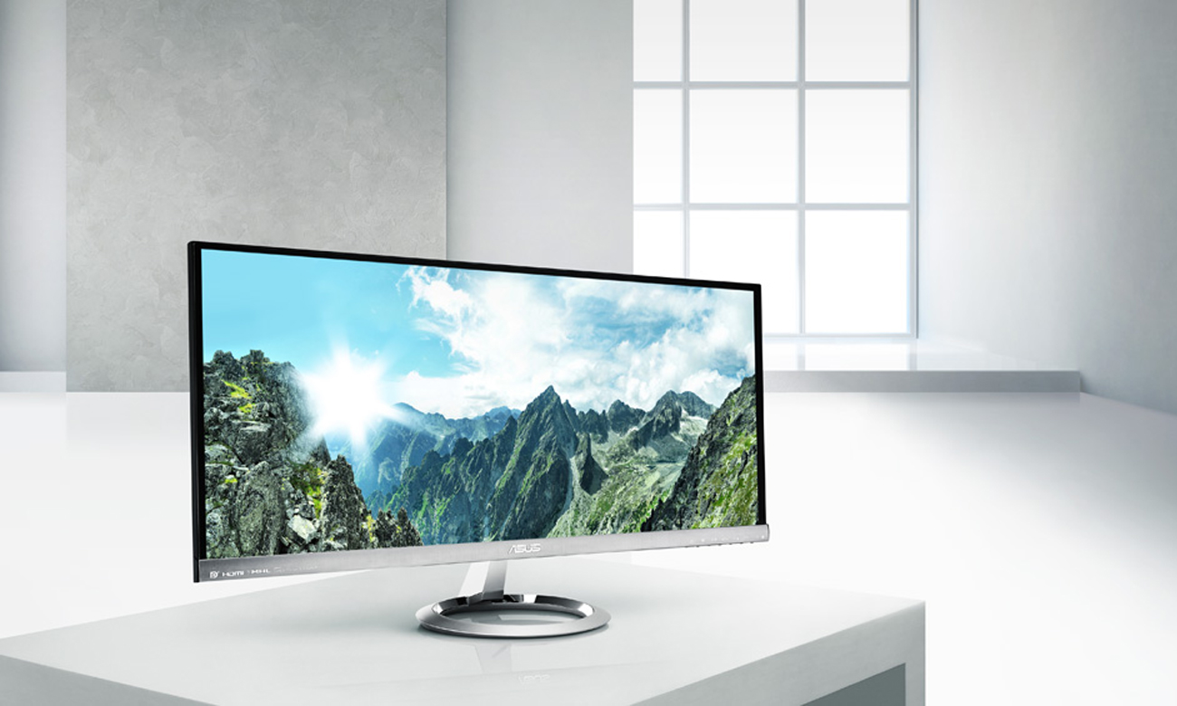 Kinowy monitor ASUS