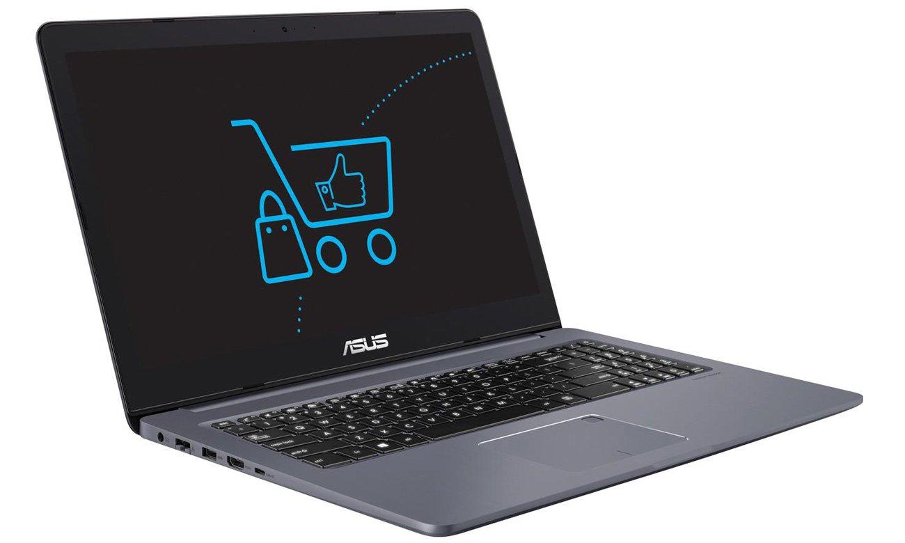 ASUS VivoBook Pro 15 N580GD Intel Core i5-8300H