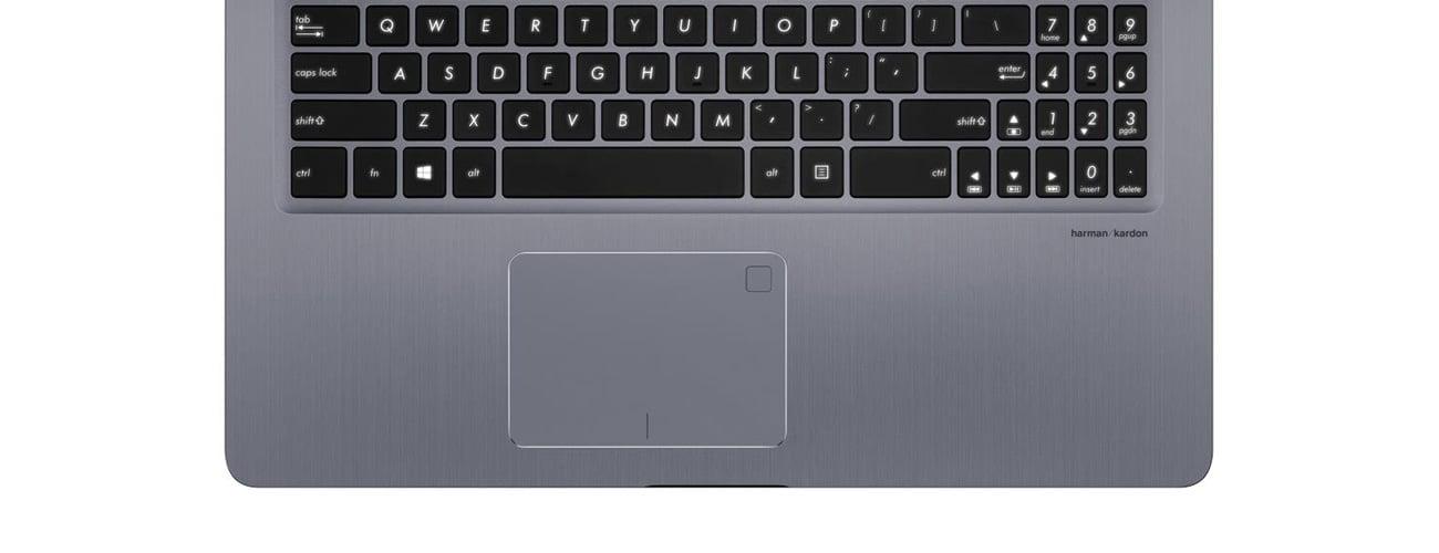 ASUS VivoBook Pro 15 N580GD Czytnik linii papilarnych