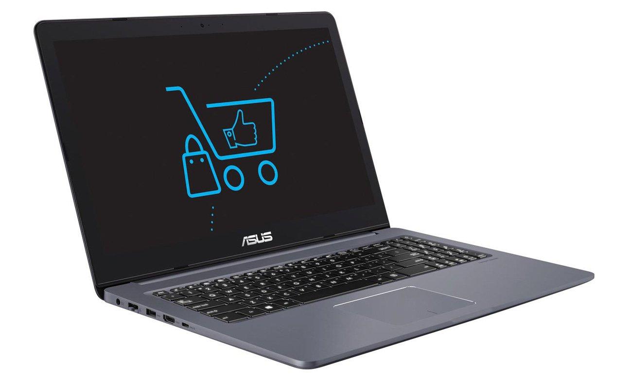 ASUS VivoBook Pro 15 N580GD GeForce GTX 1050