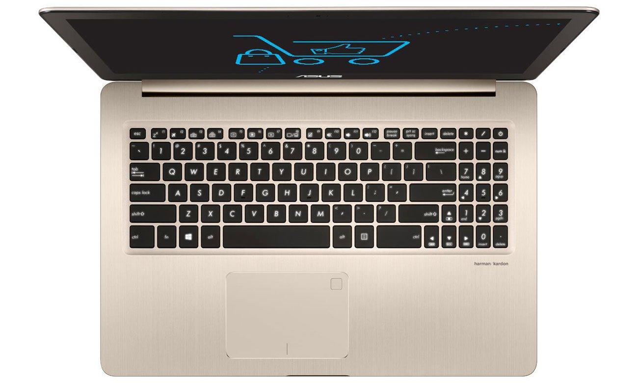 ASUS VivoBook Pro 15 N580GD Inteligentne podwójne wentylatory, Polepszona wydajność chłodzenia