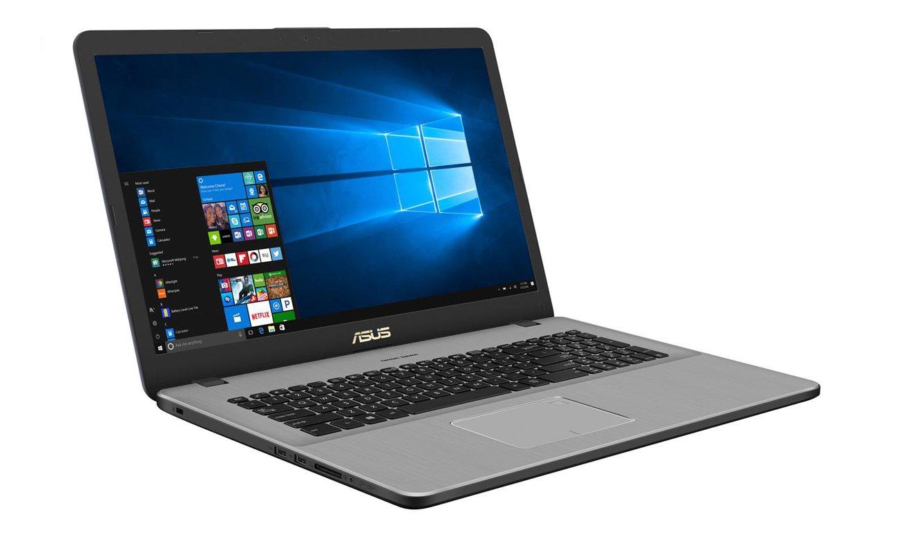 VivoBook Pro 17 N705UD Intel Core i7-7700HQ
