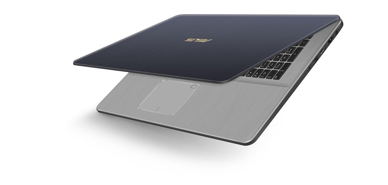 ASUS VivoBook Pro 17 N705UD Aluminiowy design