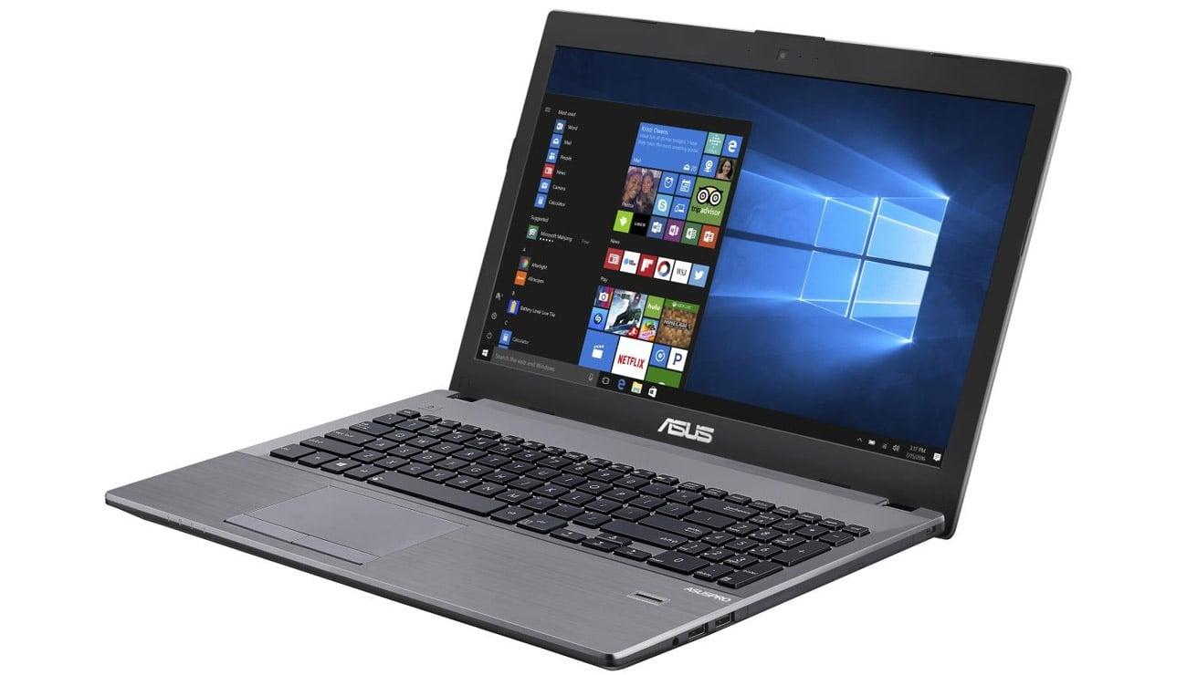 Procesor Intel Core i5 siódmej generacji w ASUS P4540UQ