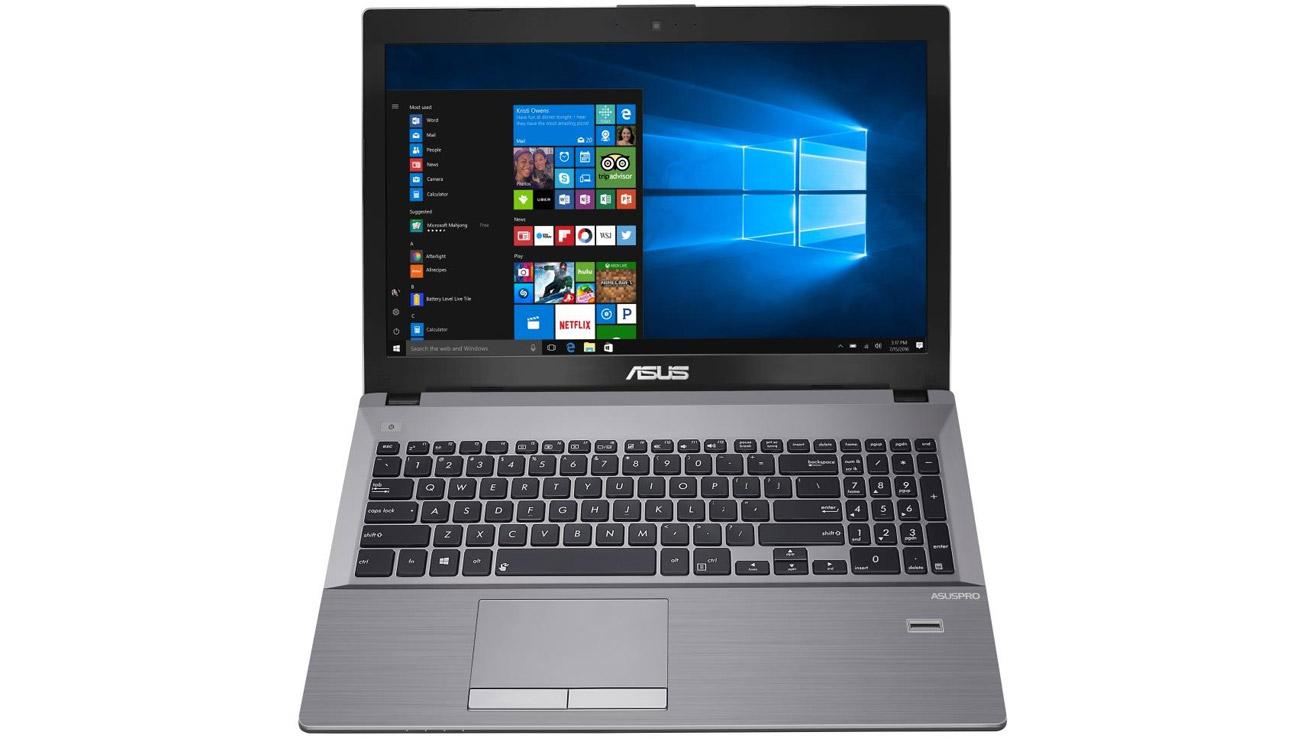 ASUS P4540UQ klawaitura i touchpad