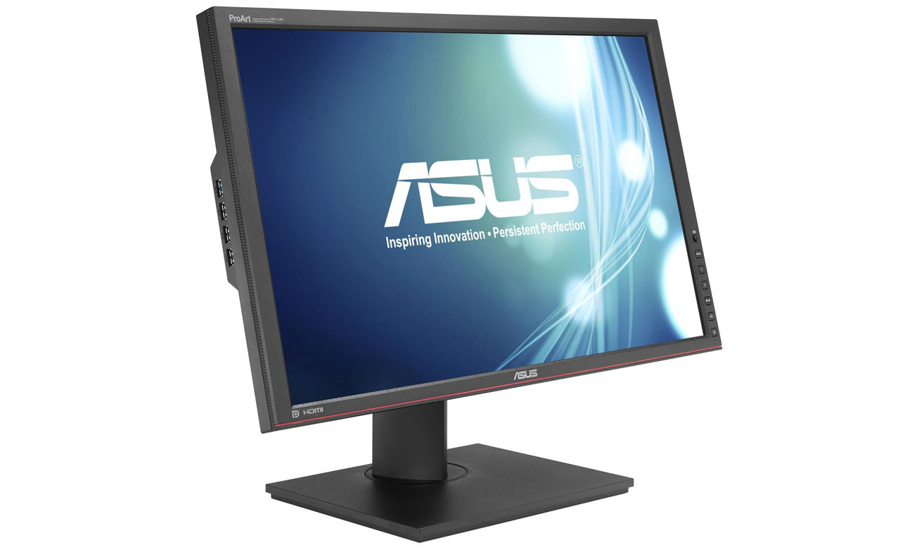 ASUS PA248Q czarny technologia asus flicker-free