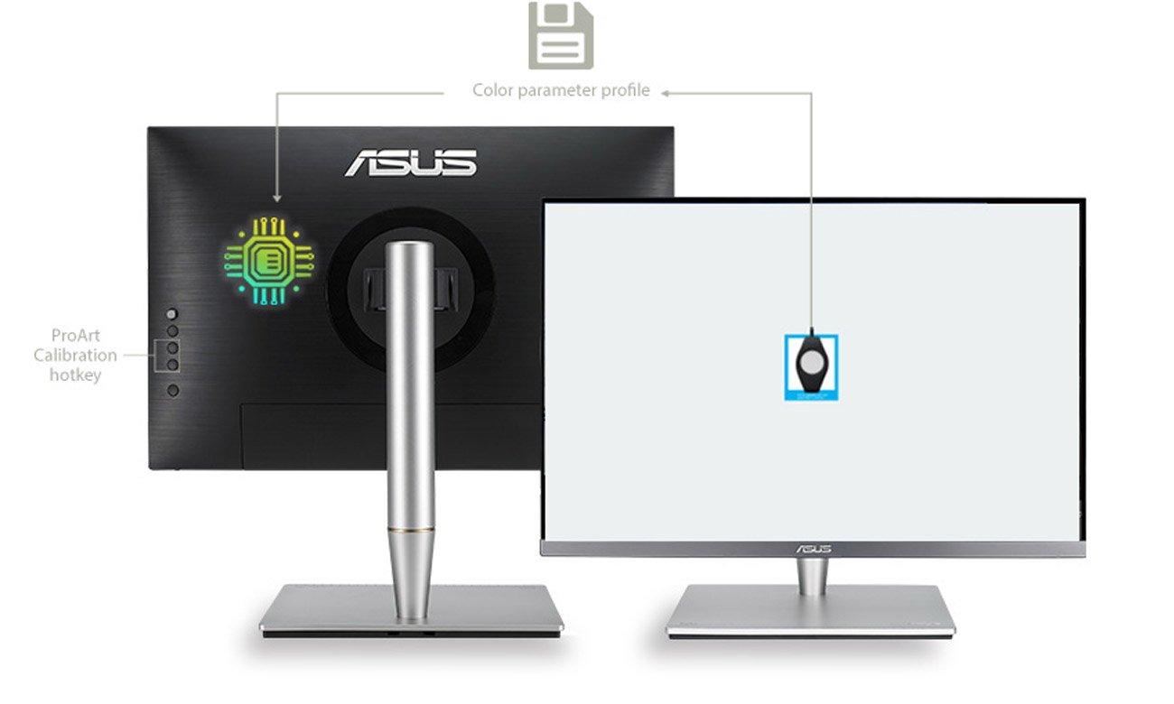 Monitor profesjonalny ASUS PA24AC