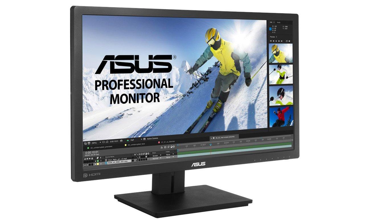 Monitor dla grafików i fotografów ASUS PB278QV