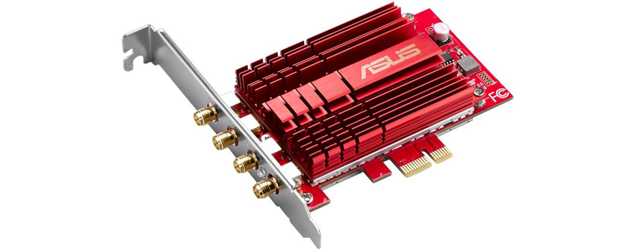 ASUS AC3100 karta do łączności bezprzewodowej