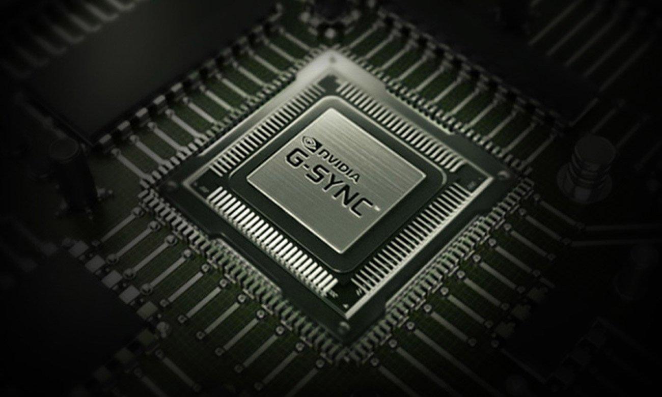 Procesor NVIDIA® G-SYNC®