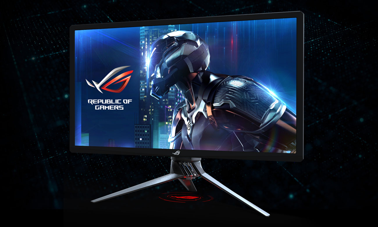 ASUS ROG Swift PG27UQ IPS