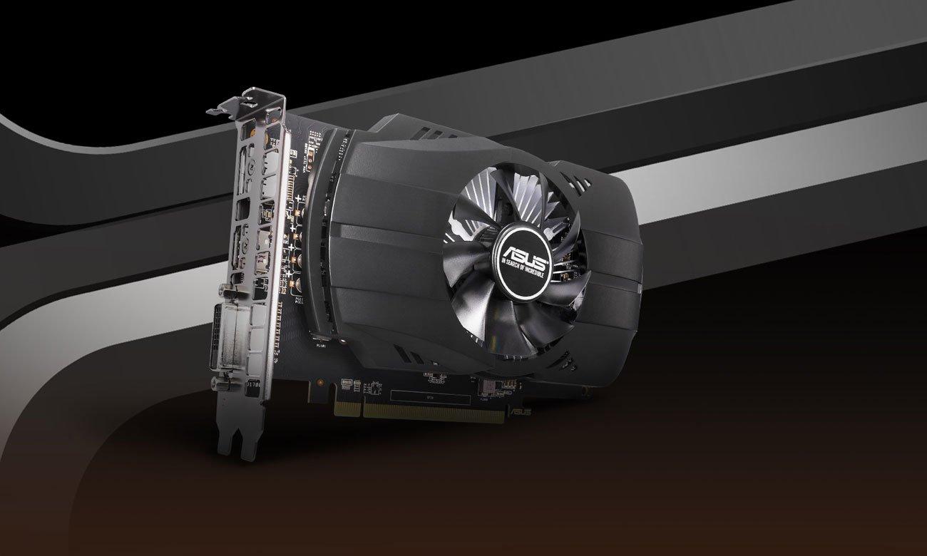 ASUS Radeon RX 550 Phoenix EVO 4GB