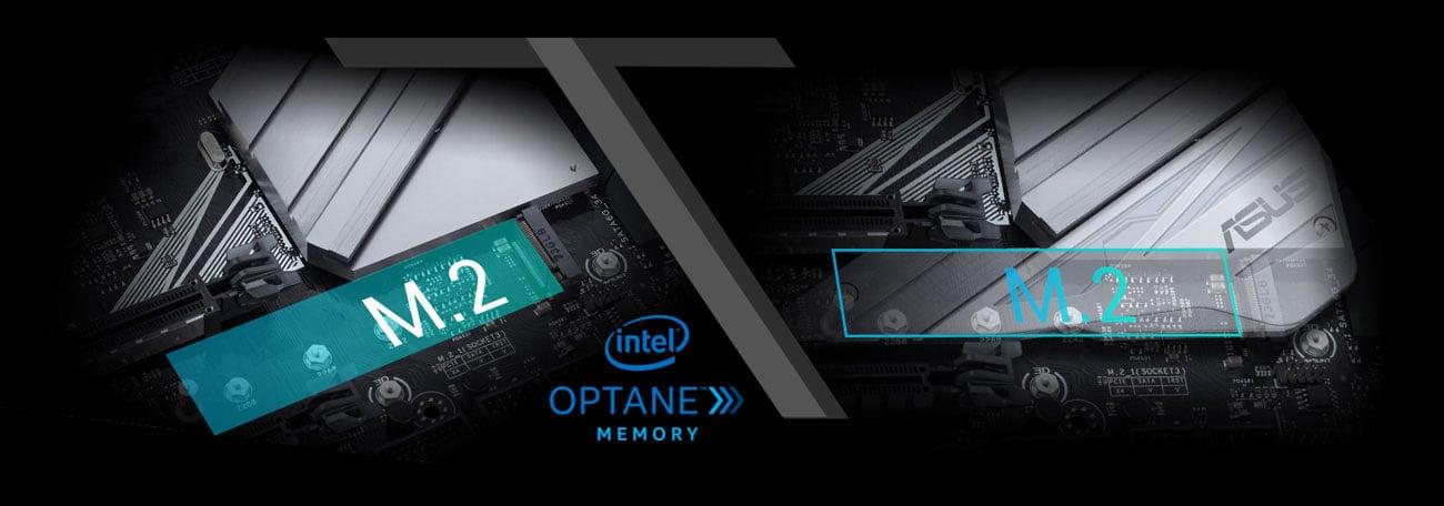 ASUS PRIME Z370-A SSD PCIe x4 M.2 Intel Optane