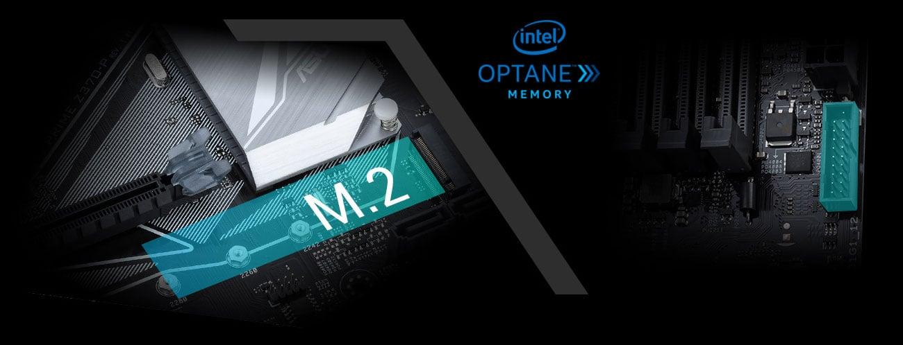 ASUS PRIME Z370-P M.2 Intel Optane