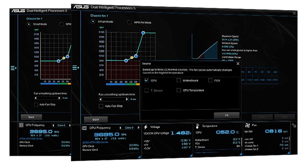 Asus Prime B360M-A Udoskonalona stabilność pamięci DDR4