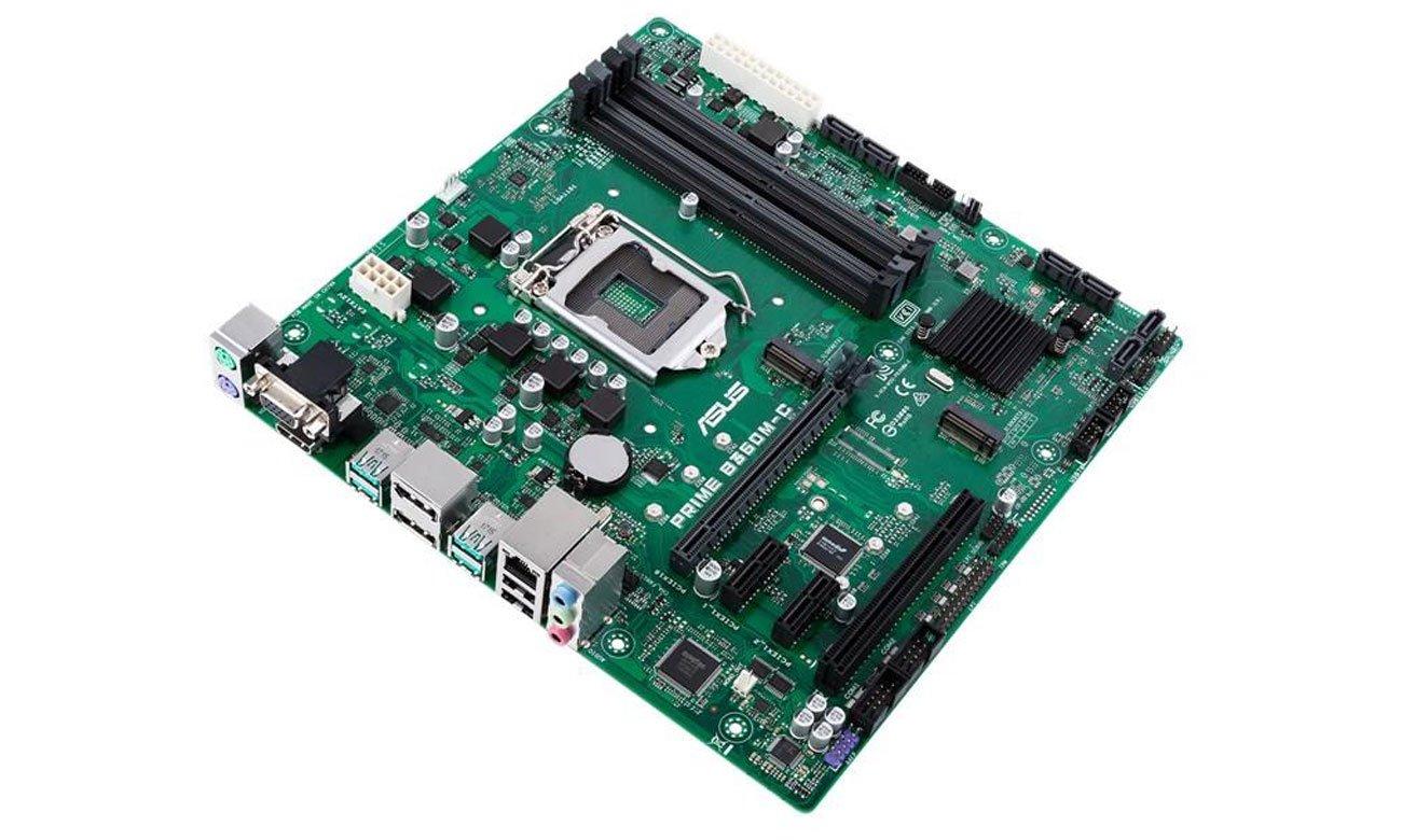 ASUS PRIME B360M-C Pakiet oprogramowania ASUS do zarządzania systemem