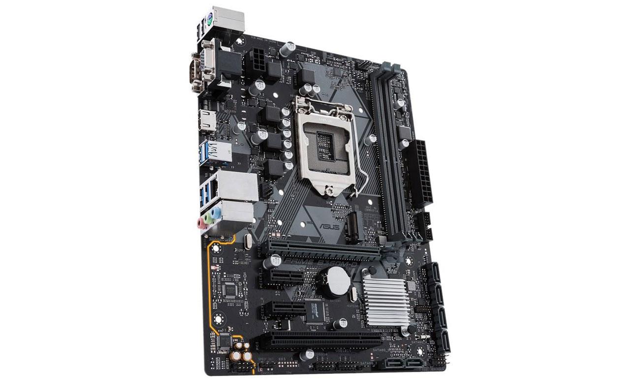 Asus Prime B360M-D doskonały dźwięk, Połączenie zintegrowanych funkcji