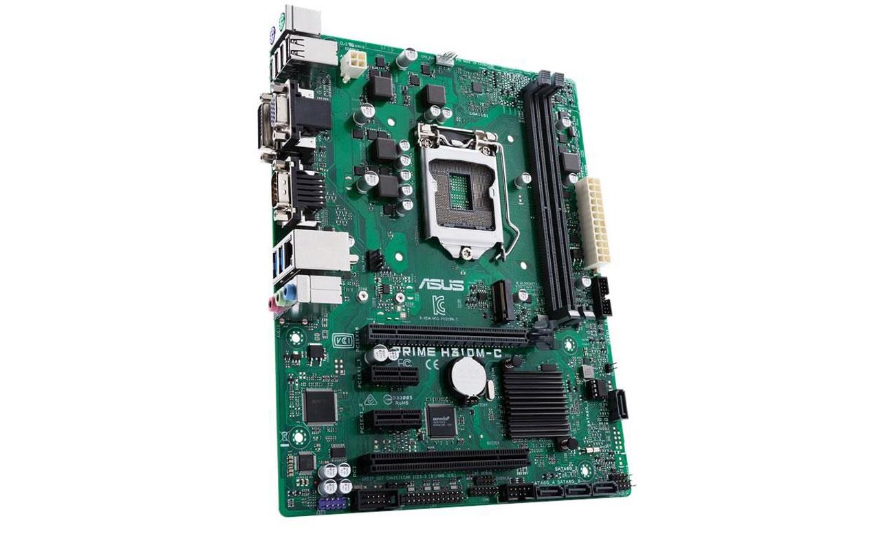 ASUS Prime H310M-C Pakiet oprogramowania do zarządzania systemem