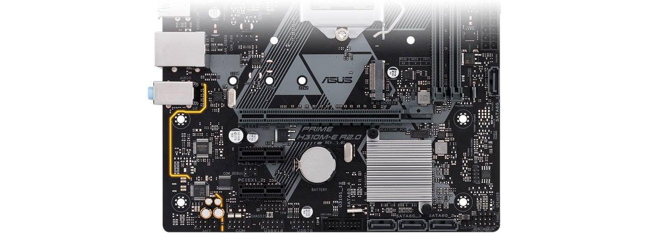 ASUS PRIME H310M-E R2.0 Złącze M.2
