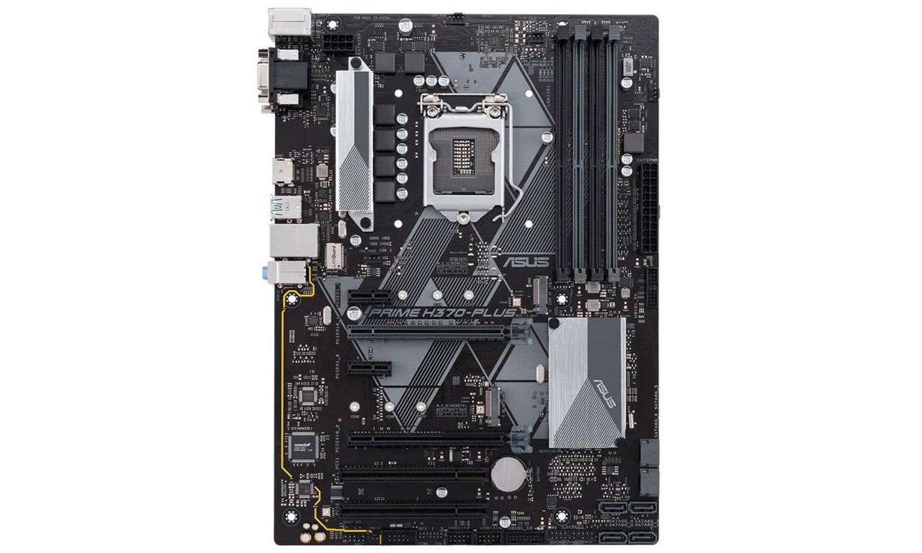 ASUS PRIME H370-PLUS ASUS OptiMem