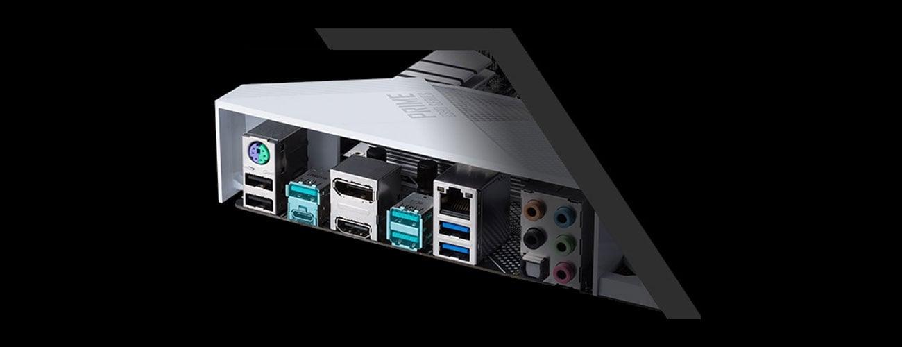 ASUS PRIME Z390-A USB