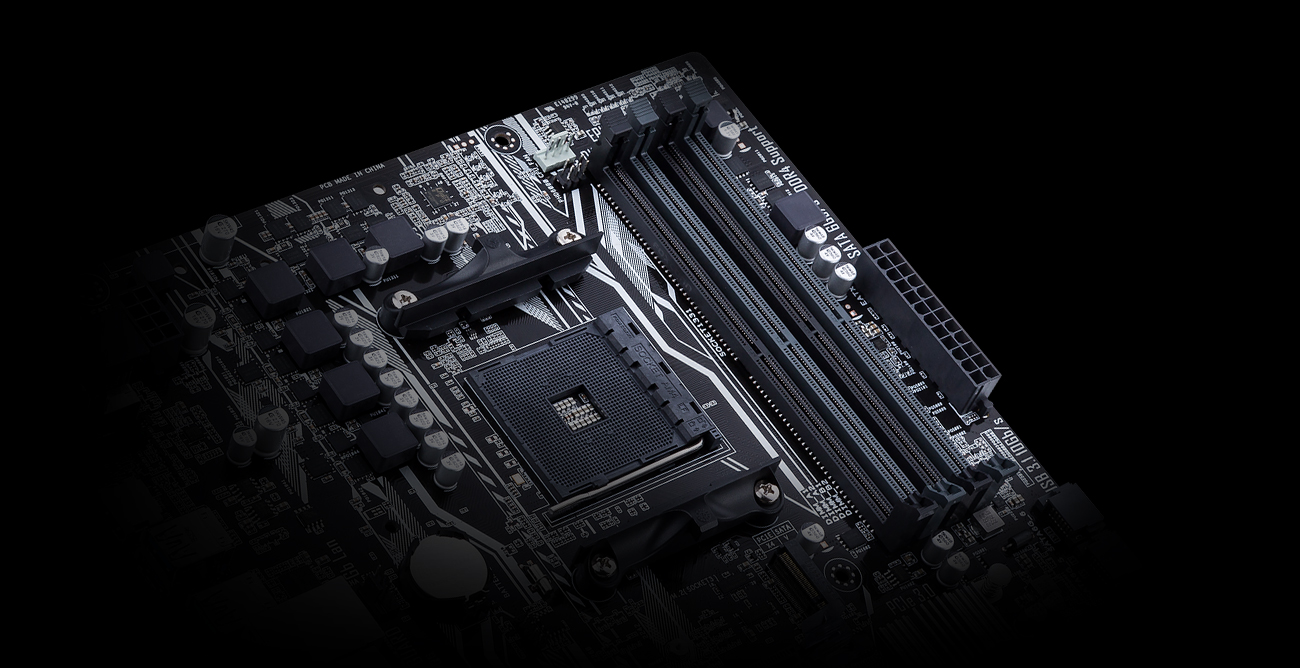 ASUS PRIME A320M-K RAM DDR4