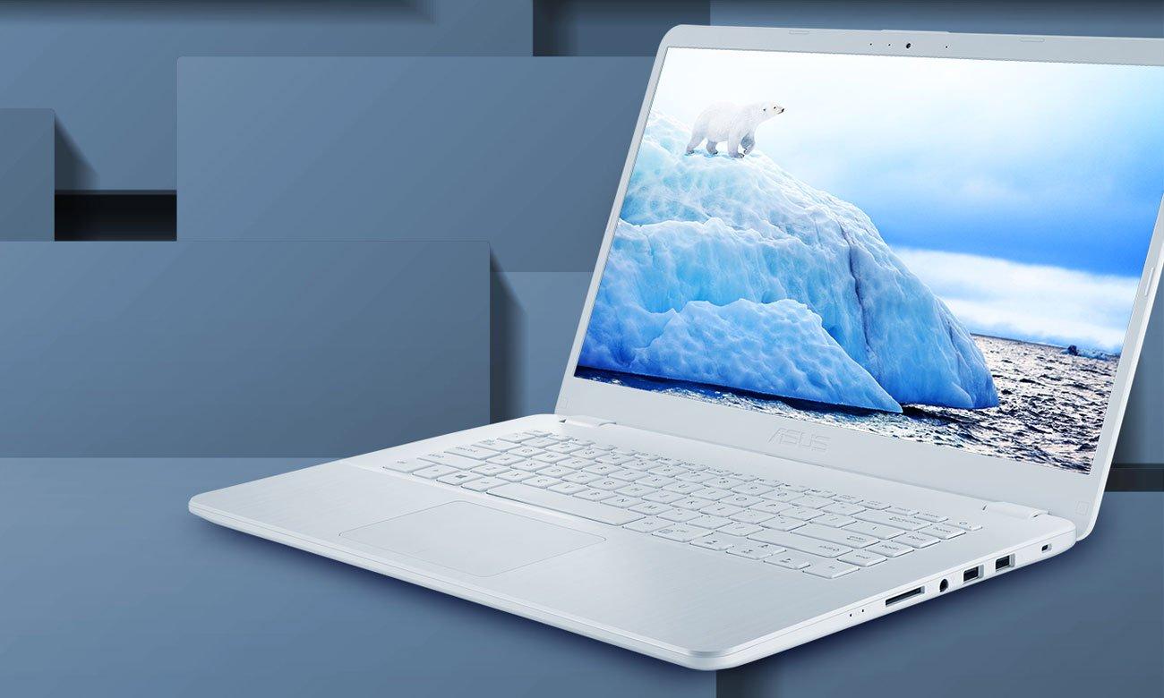 ASUS VivoBook 15 R520UA Niezwykle efektywny system chłodzenia