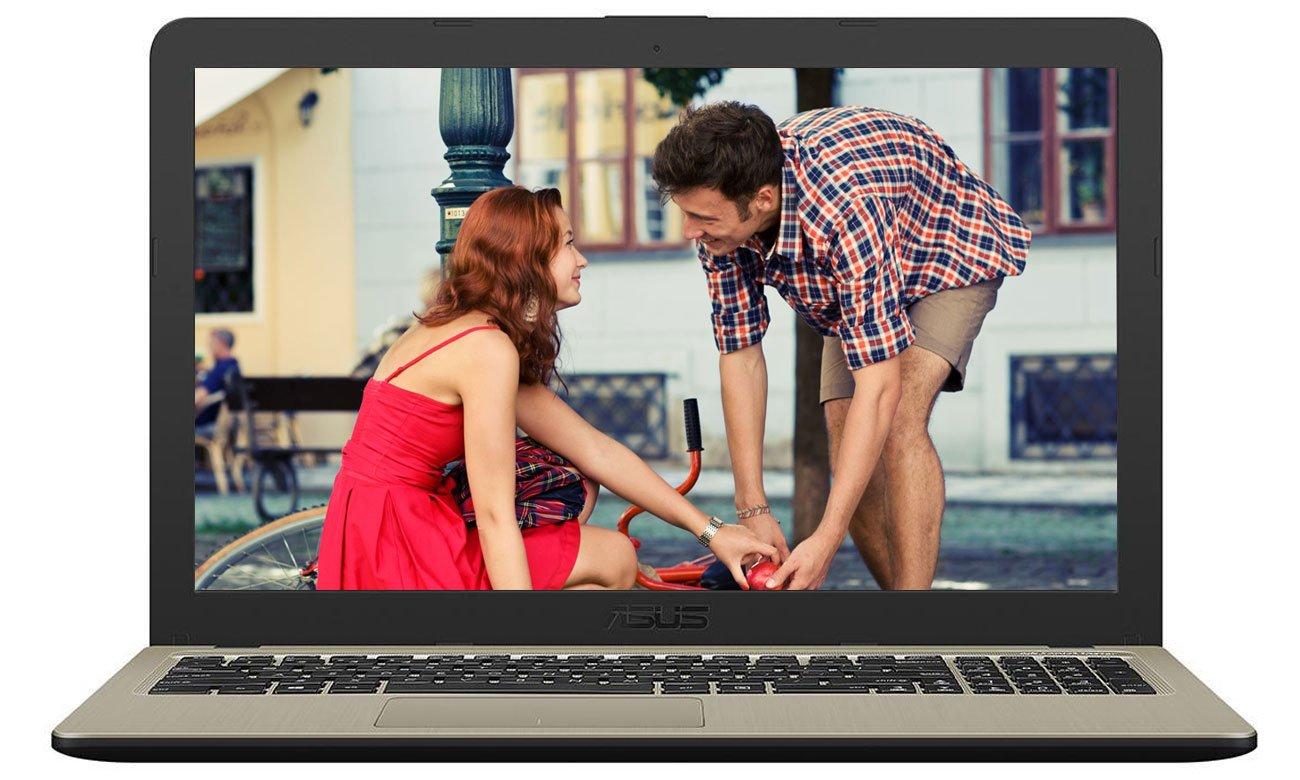ASUS VivoBook R540MA Technologia IceCool zapewnia chłód i wygodę użytkowania