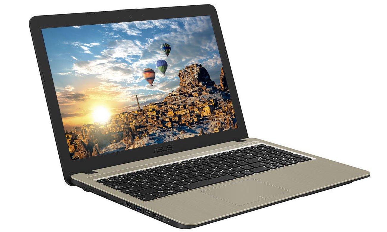 ASUS VivoBook R540UA Długa żywotność baterii