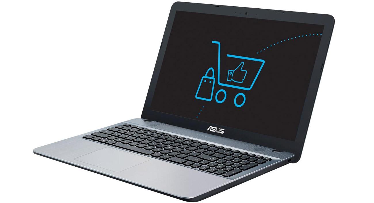 ASUS R541SA układ graficzny