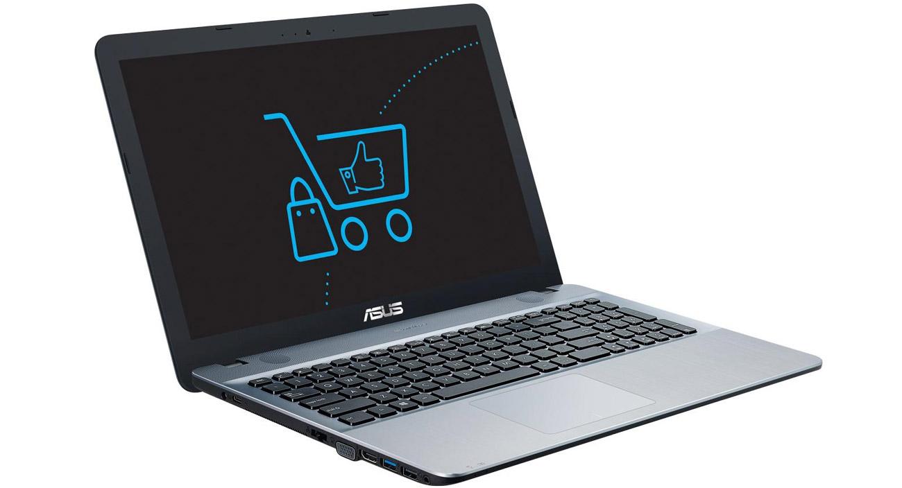 ASUS R541SA procesor