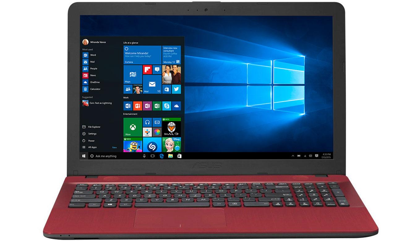 Laptop ASUS R541UV intel core i3 szóstej generacji