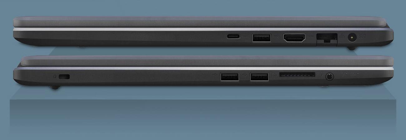 ASUS VivoBook R702UA Kompletna łączność z USB Typu-C