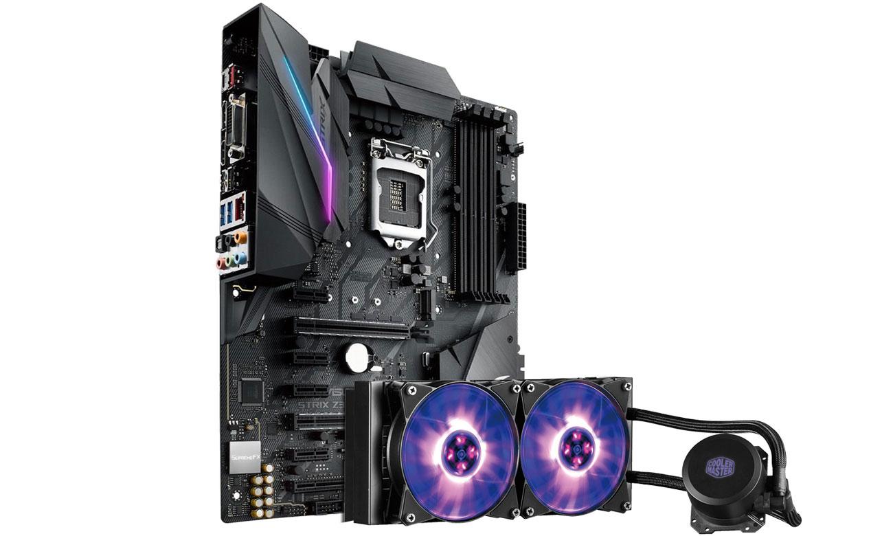 Płyta główna Socket 1151 ASUS ROG STRIX Z370-F GAMING