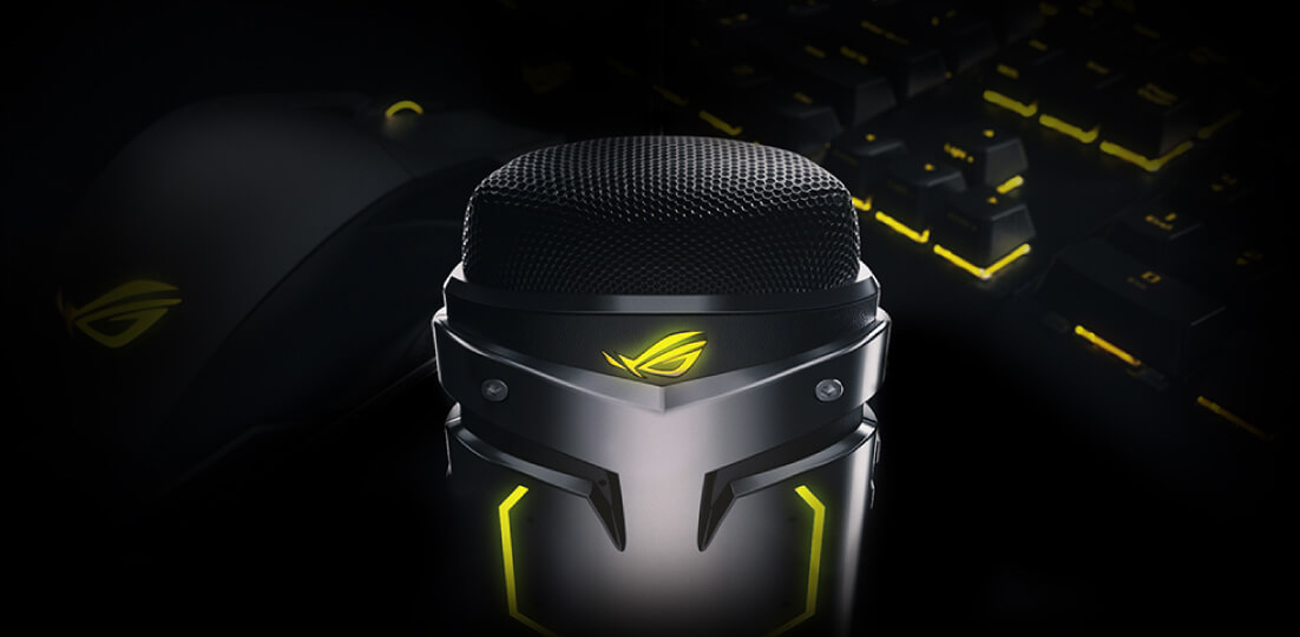 Mikrofon pojemnościowy USB ROG Strix Magnus