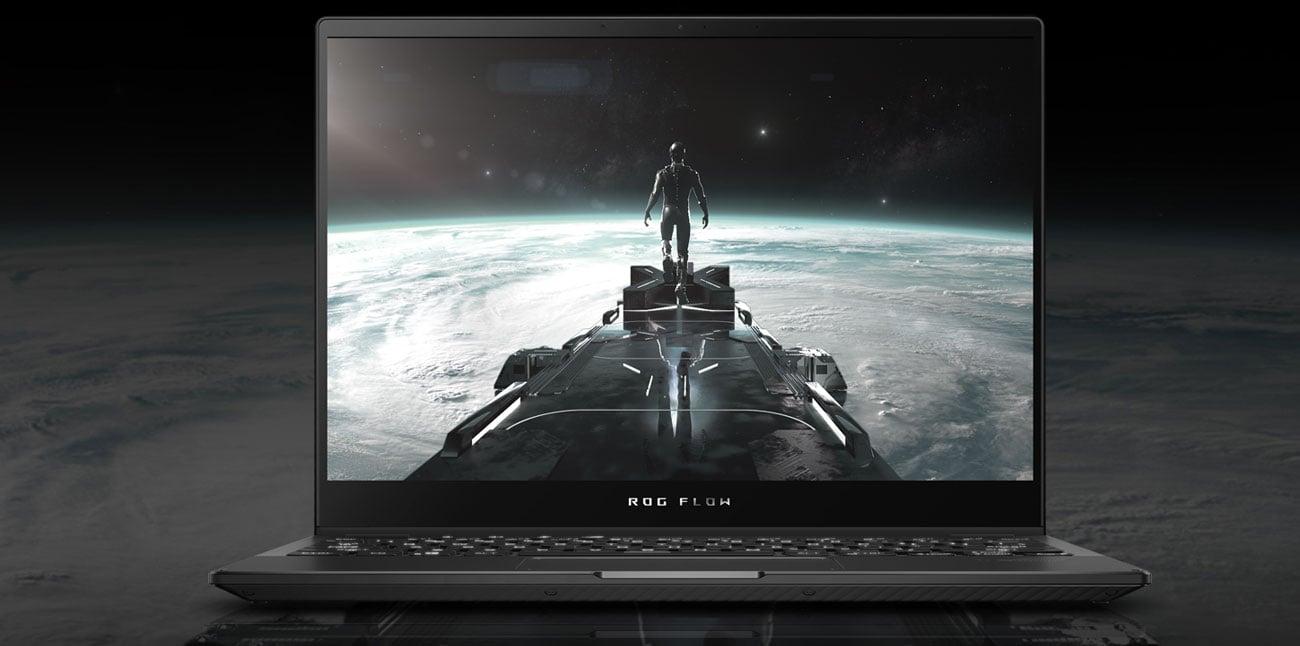 Laptop do projektowania graficznego ASUS ROG Flow X13