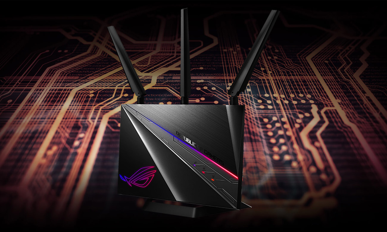 Router ASUS ROG GT-AC2900