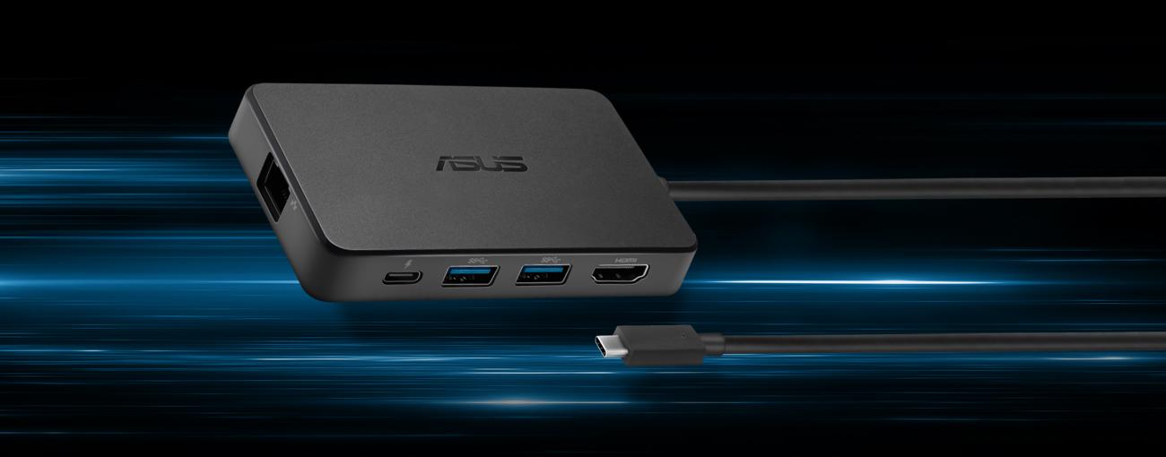 ASUS ROG Phone Pro Dock szybki internet LAN