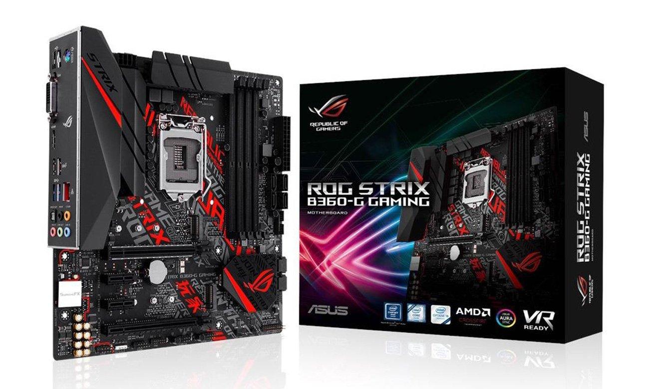 Płyta główna Asus ROG STRIX B360-G GAMING