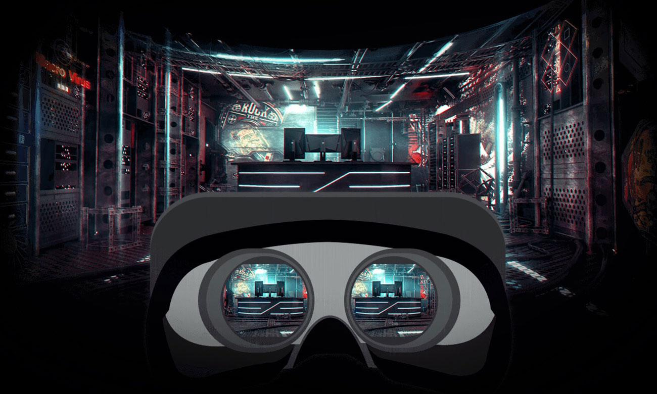 ASUS ROG STRIX B360-H GAMING ASUS ROG Beyond VR Ready